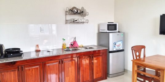 Airy one bedroom apartment in An Thuong – 1357