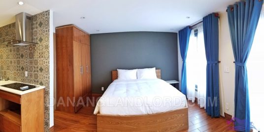 Beautiful apartment with a large balcony in An Thuong – 1380