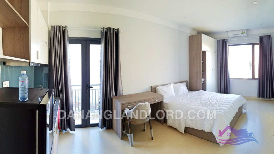 Studio apartment near Da Nang Love Bridge – A201