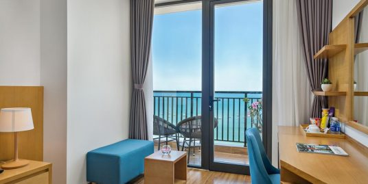 2 bedrooms apartment with sea view Son Tra – 2304