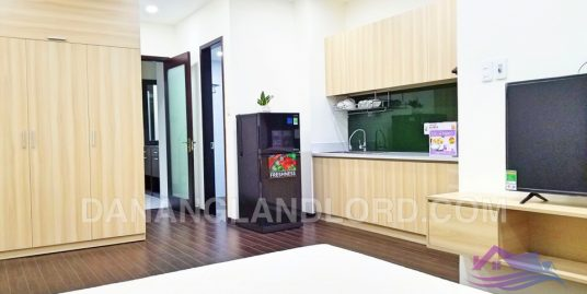 Studio apartment on Tran Van Du street – A128