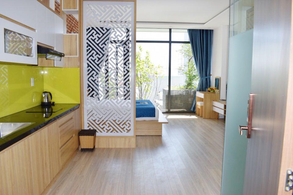 Modern studio apartment near My Khe beach – A210