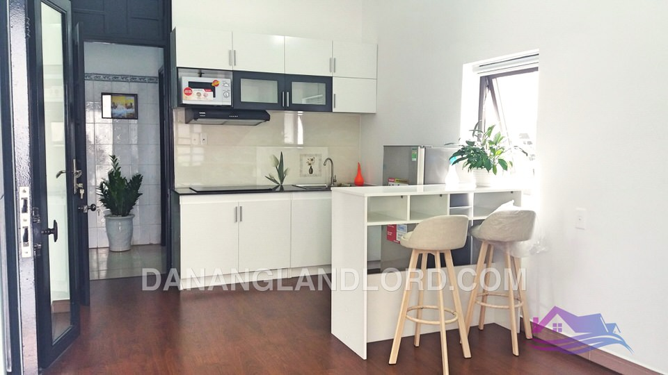 One bedroom apartment near Nguyen Cong Tru street – A213