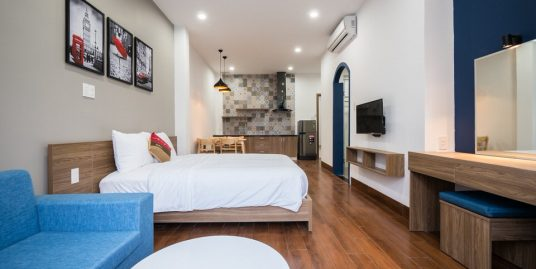 Studio Apartment in An Thuong area – A140