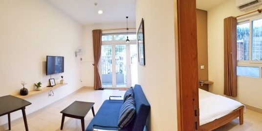 One bedroom apartment near Pham Van Dong street – A135