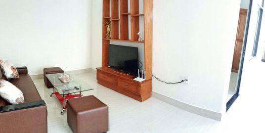 Natural light 1bdr. apartment with balcony, 55 sqm, quiet area, close to Dragon Bridge – A233