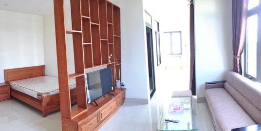 2 bdr. apartment with balcony, 55 sqm, quiet area, close to Dragon Bridge – A234