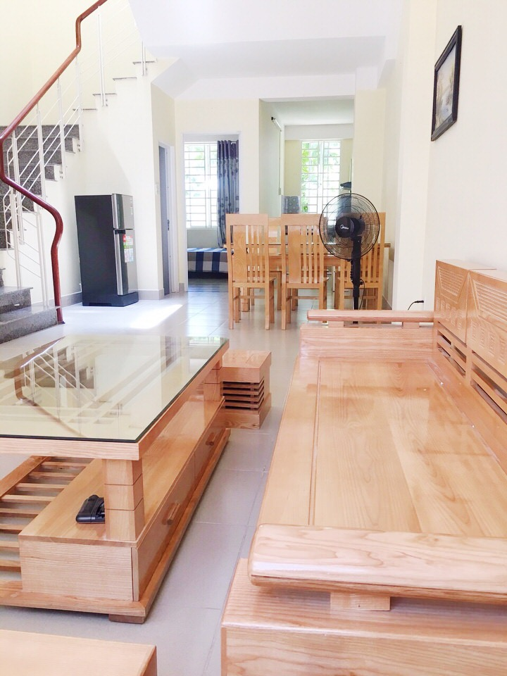 4 bedroom house close to Pham Van Dong beach – B209