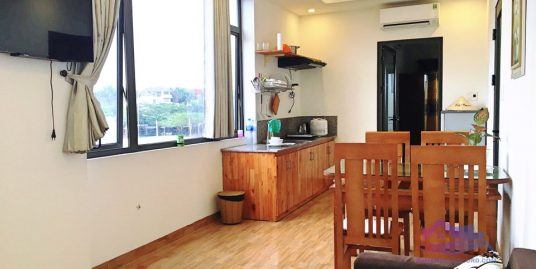 Two bedroom apartment in a quiet area of My An Area – A109