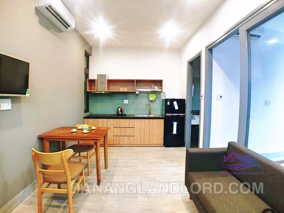 One bedroom apartment for rent in Son Tra area – A237
