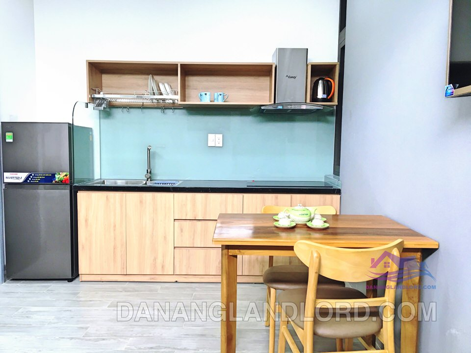 1 Br apartment near Pham Van Dong beach – A238