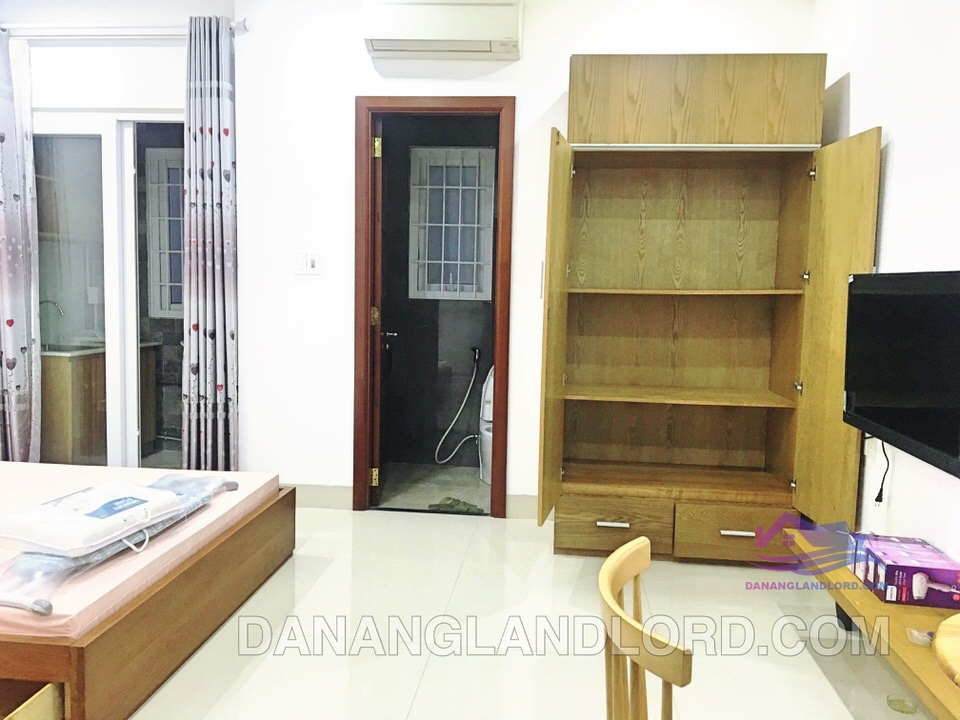 Studio apartment near Pham Van Dong street – A240