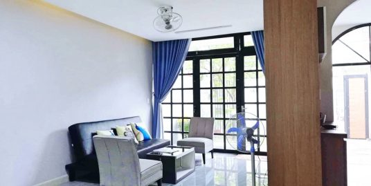 The airy house with 5 bedrooms near Son Thuy beach – B123
