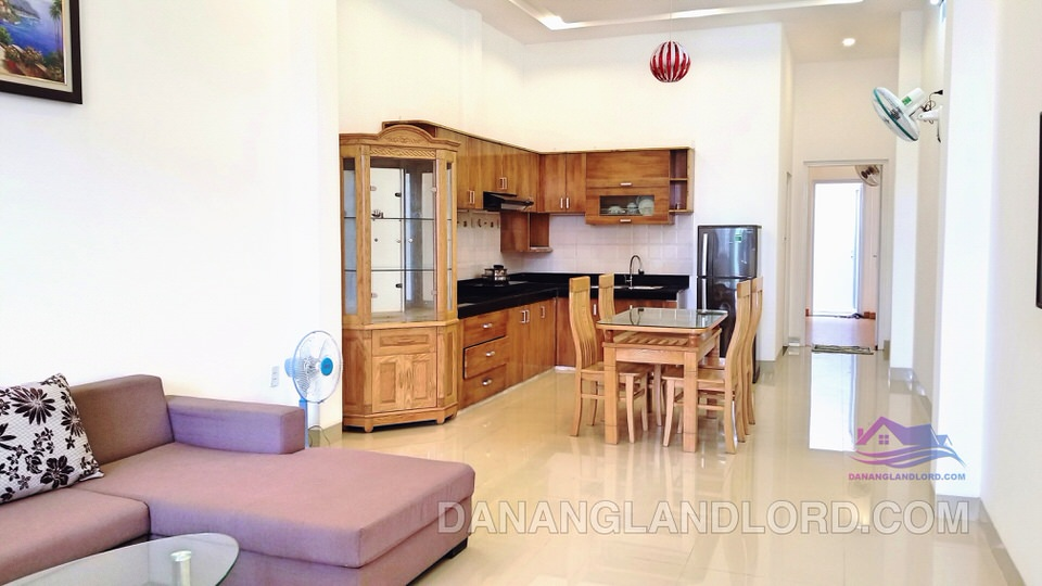 Apartment with 1 bedroom near Che Lan Vien street – A187