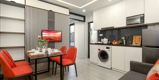 Red – Studio apartment, Swimming pool, Duong Dinh Nghe st – A248