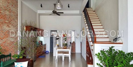 Lovely 3 bedroom house in An Thuong area – B120