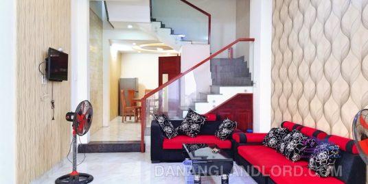 Beautiful 5 bedrooms house near Vo Van Kiet street – B231