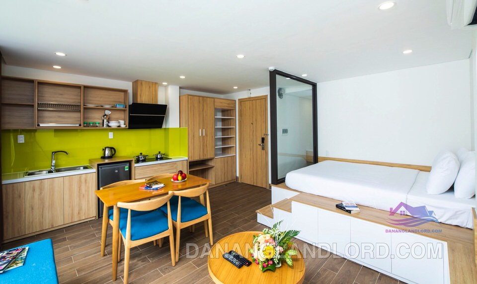 Modern apartment near My Khe beach – A255