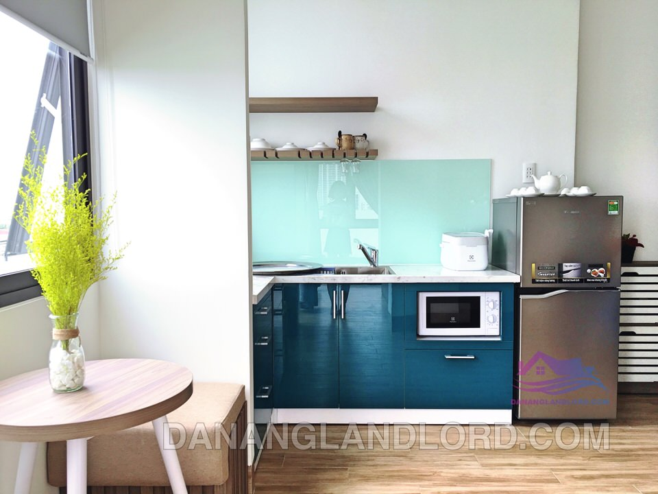 Cozy apartment with natural light in An Thuong area – A183