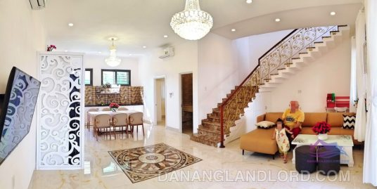 Villa 4Br with Swimming pool, Near Lotte Mart – B303
