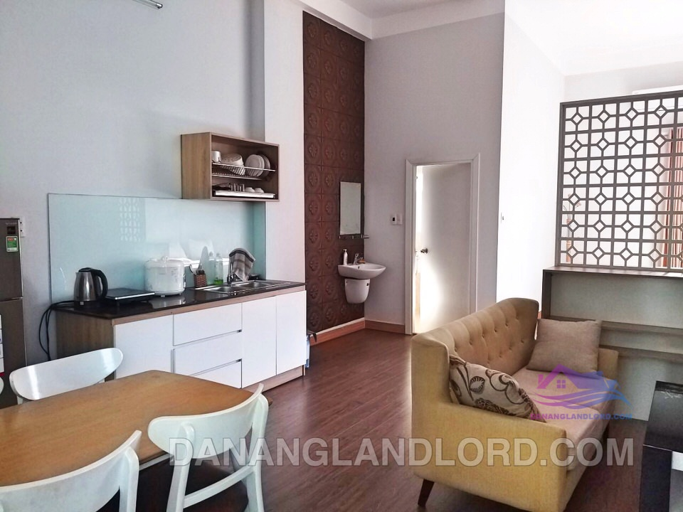 Lovely Studio For Rent In My An, Da Nang – A199