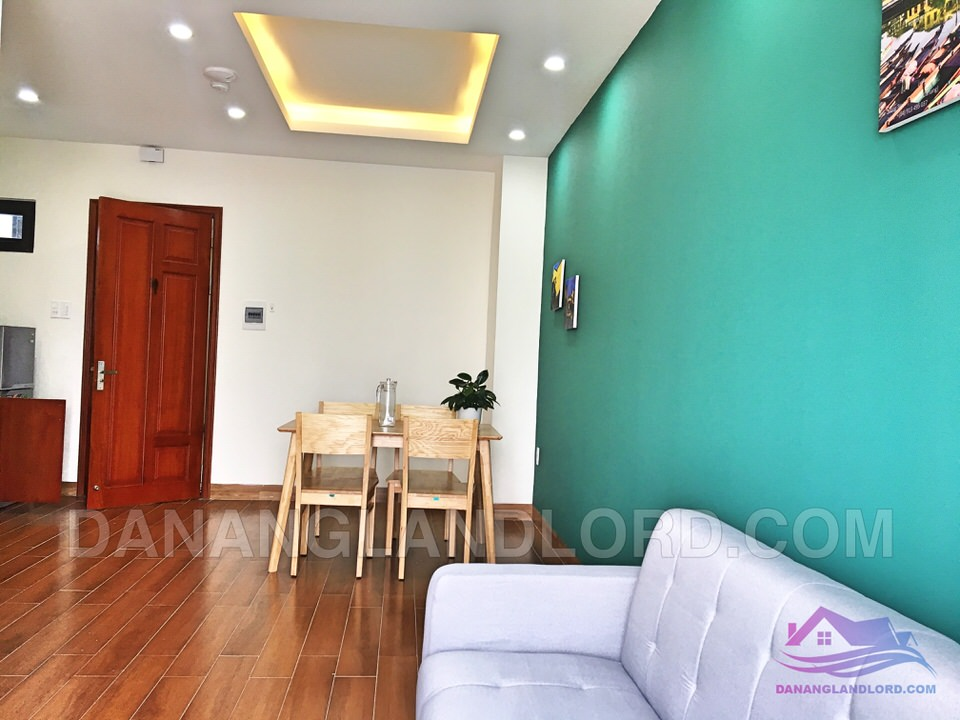 One bedroom apartment, Nguyen Duy Hieu Street – A275