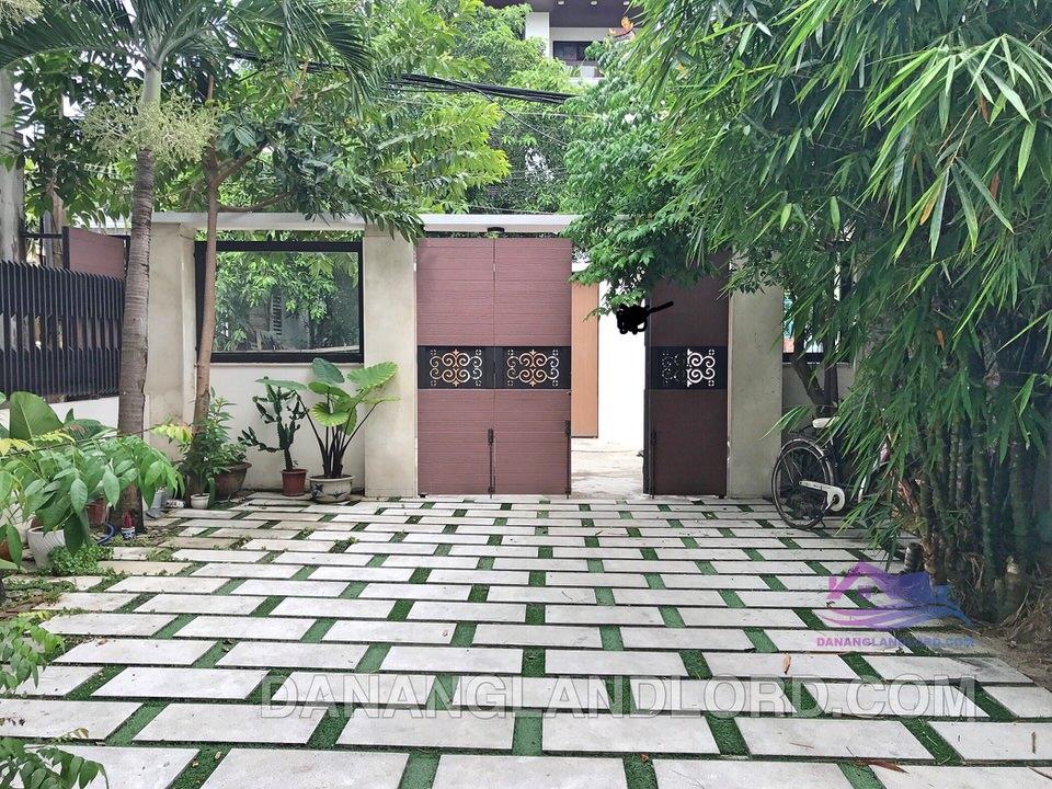 4 bedroom house, large garden, near Nguyen Van Thoai – B237
