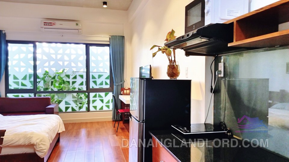 Studio apartment near Vo Van Kiet – A268