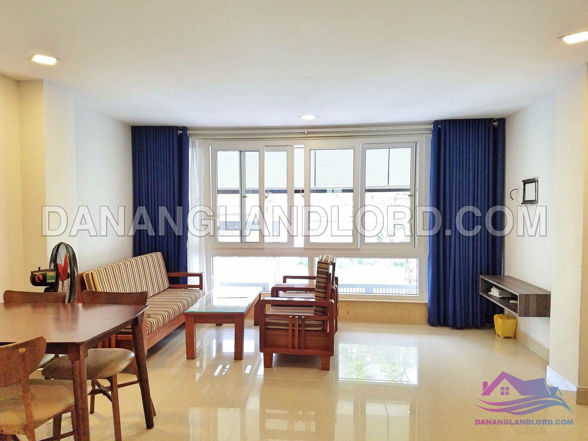 Extremely spacious 1 bedroom apartment in An Thuong area – A138