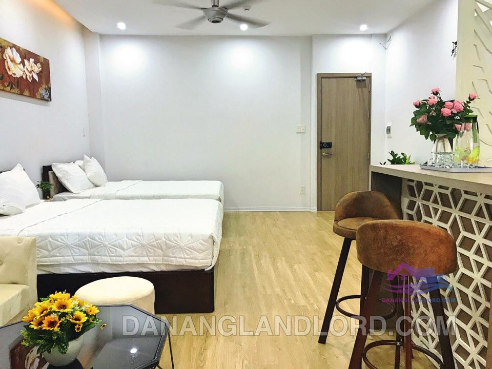 2 beds Studio apartment, Han river – A419