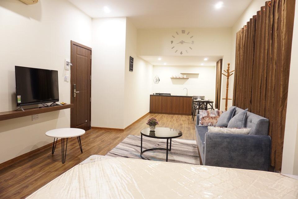Studio apartment, opposite the Love Bridge – A279