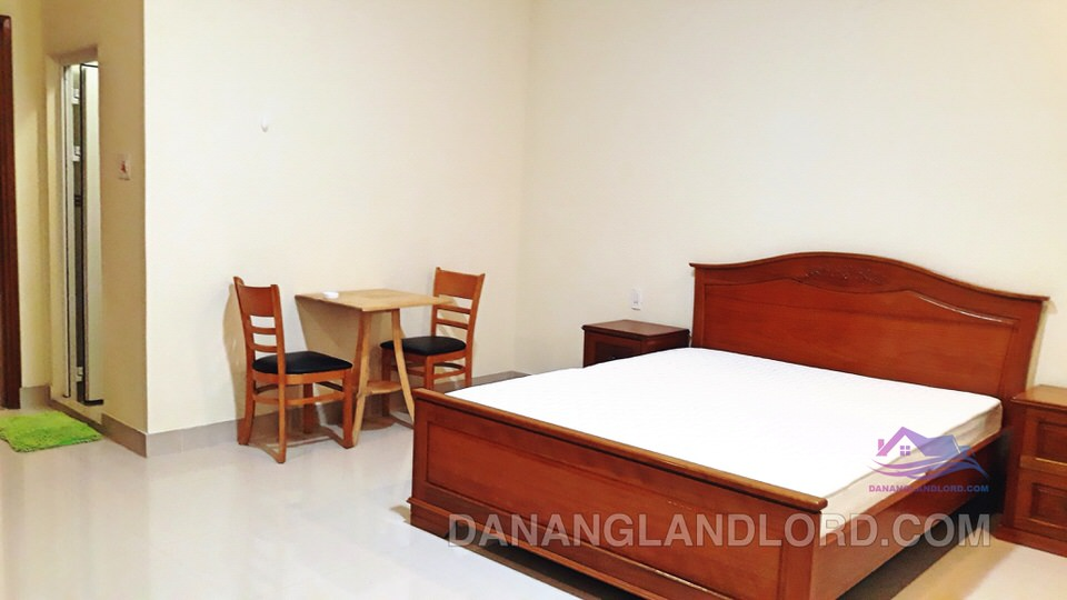 Spacious 2br apartment, Pham Van Dong beach – A502