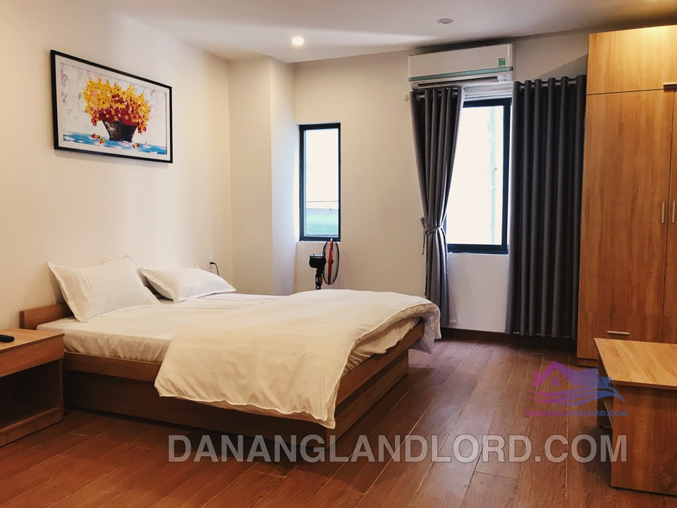 Beautiful apartment with balcony in An Thuong – A450