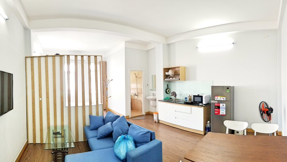 Studio apartment, 45 sqm in My An area – A112