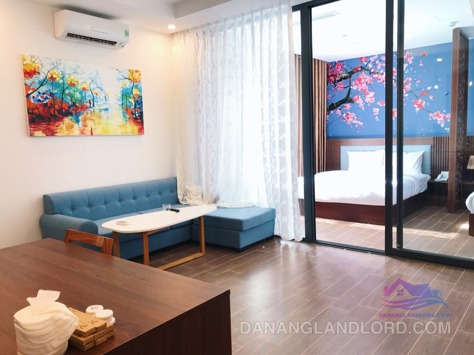 New apartment, 1 bedroom, near the beach Pham Van Dong – A507