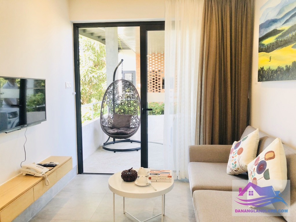 Perfect place for stay, 1BR Apartment, near My Khe Beach – A281