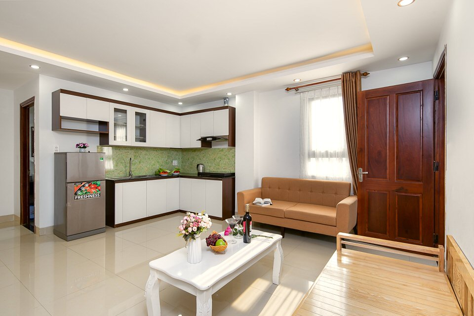 Large and nice one-bedroom apartment, An Thuong area – A483