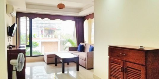 1br apartment for rent close to My Khe Beach – A174