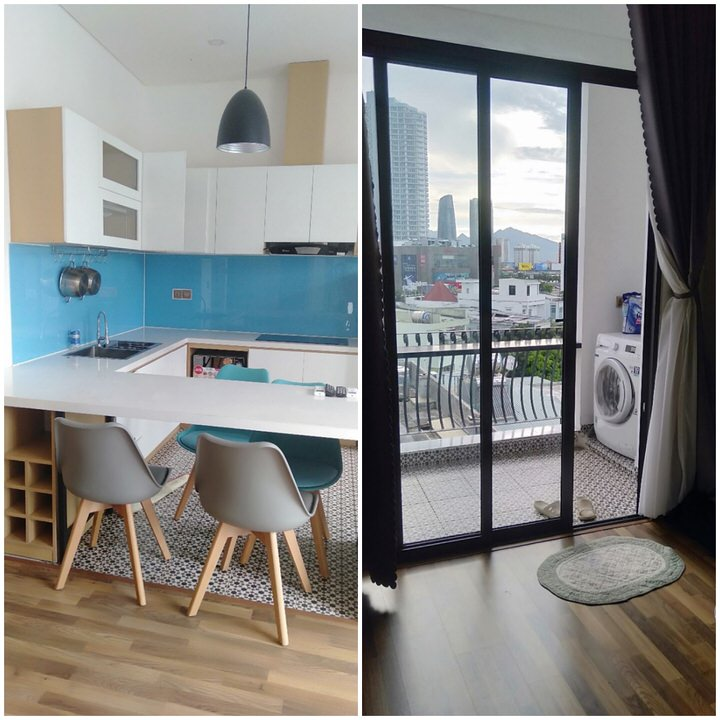2Br apartment with swimming pool, Near Vincom – A531