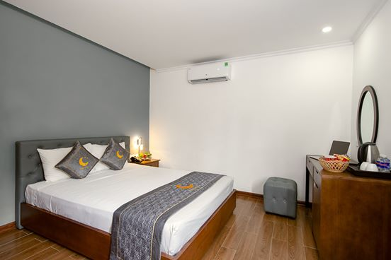 Single room hotel, Nguyen Cong Tru Street – A539