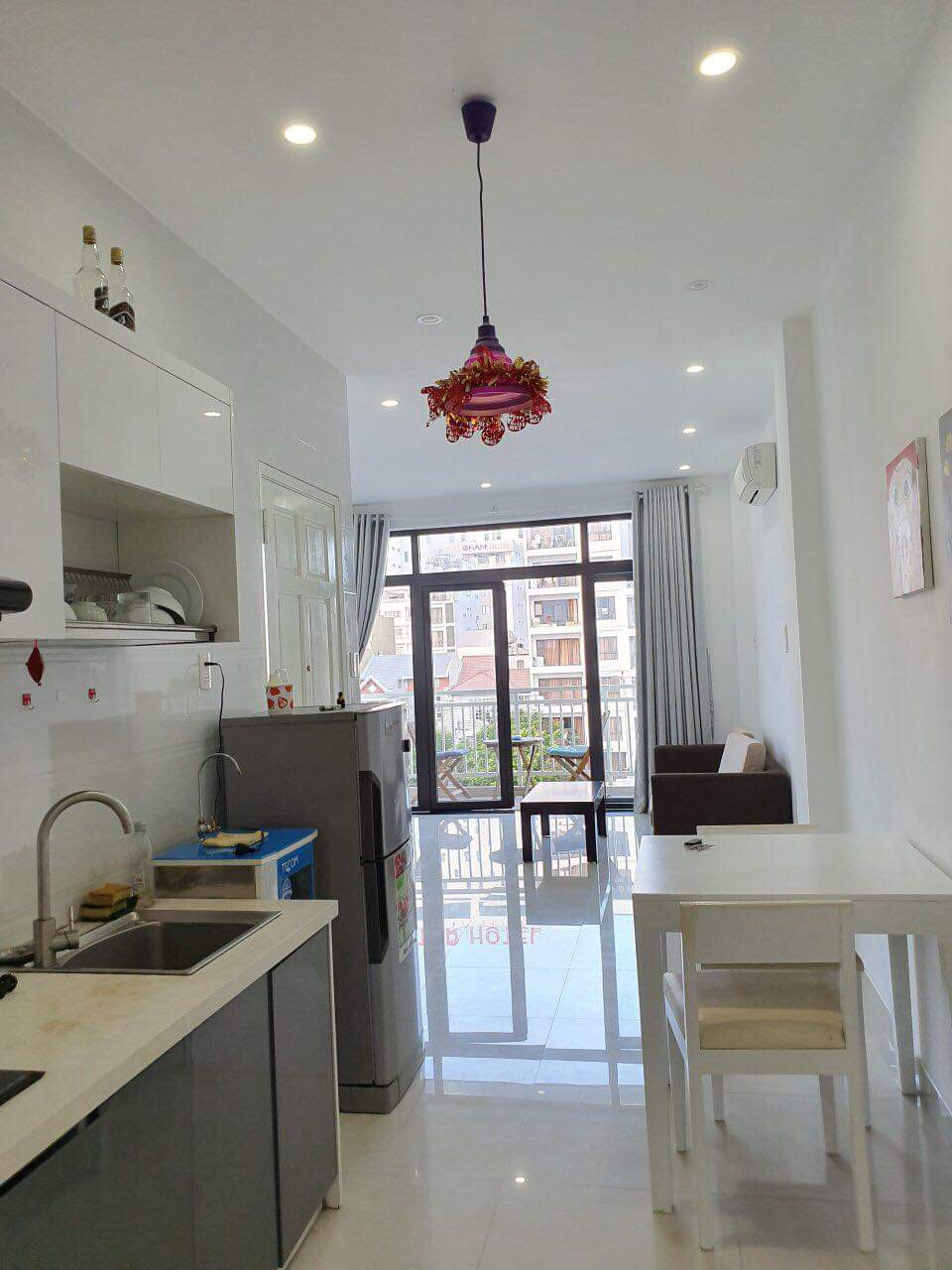 1Br apartment in An Thuong, close to My Khe beach – A495