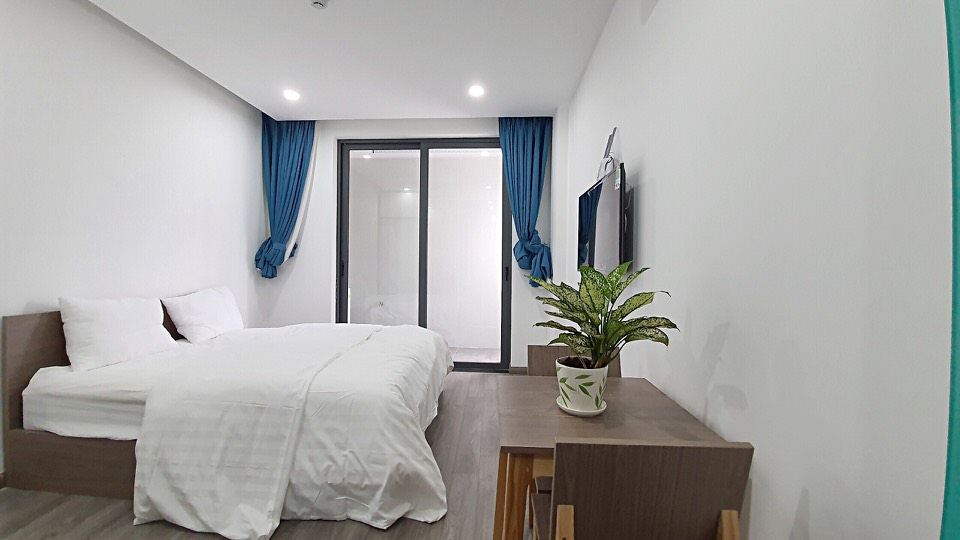 Brand new studio in the city center, near Han river – A342