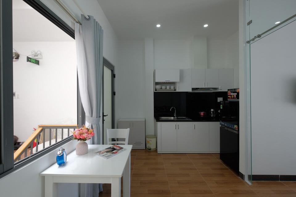 Beauty 1br apartment near Ho Xuan Huong street – A487