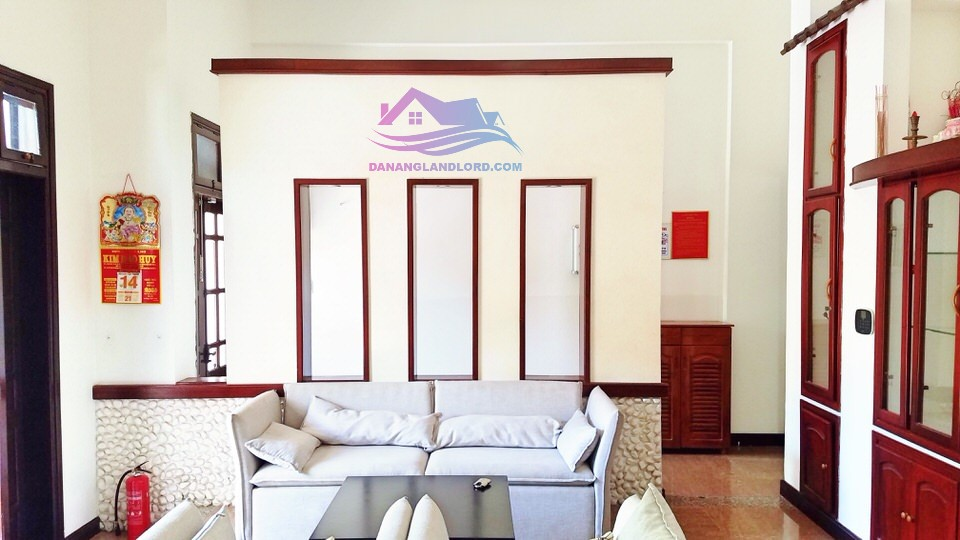Villa-style home near the Furama, 2 bedrooms, a quiet residential area – B189