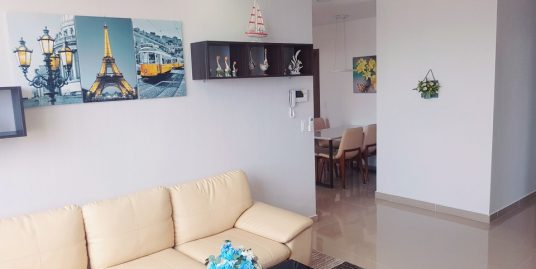 Modern and luxury 2 Br apartment in Blooming Tower – A345