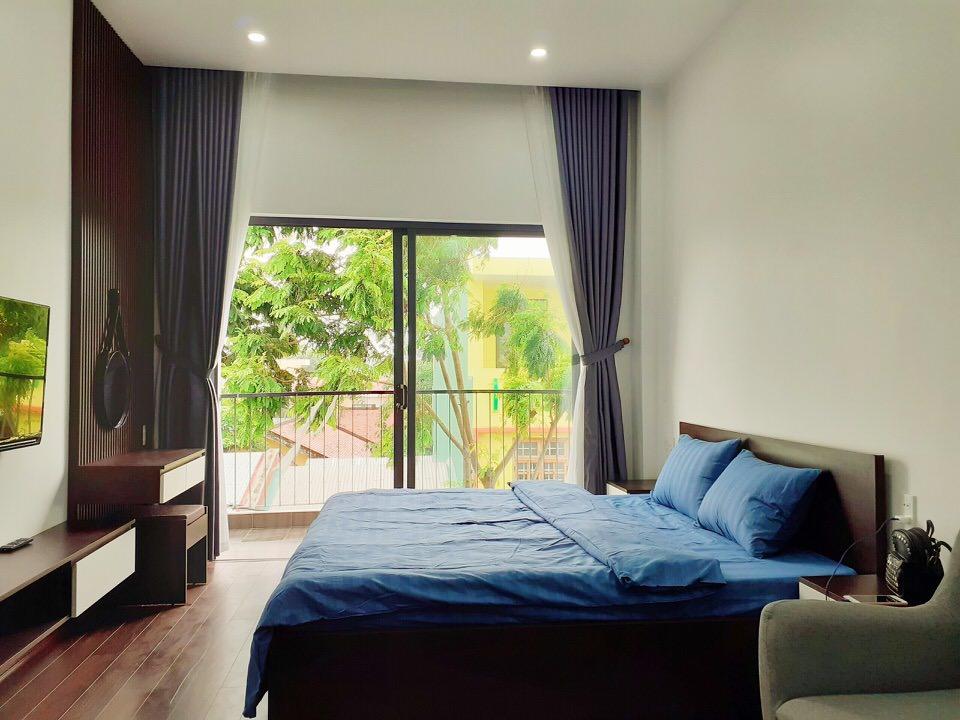 Modern Studio Apartment on Tran Van Du Street – A707