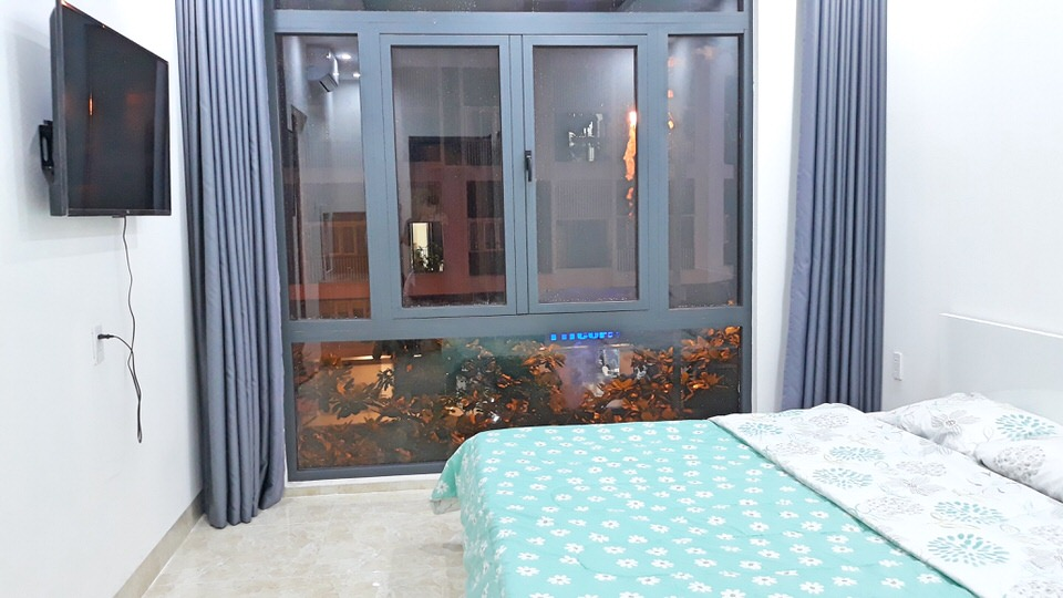Convenient One- Bedroom apartment near Monarchy And Han River – A577