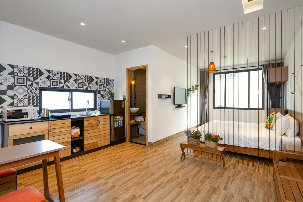 Stunning Studio Apartment in Son Tra – A572