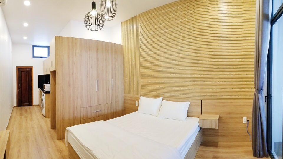 Cheap Studio apartment near Vincom, Da Nang – A590