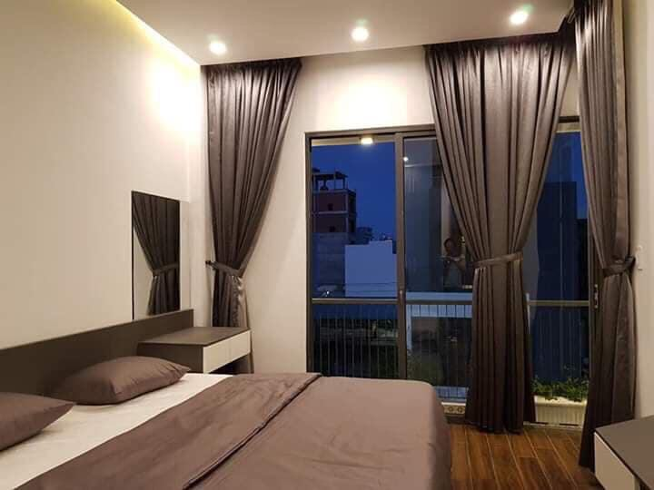 Studio apartment, in Khue My Dong area – A715